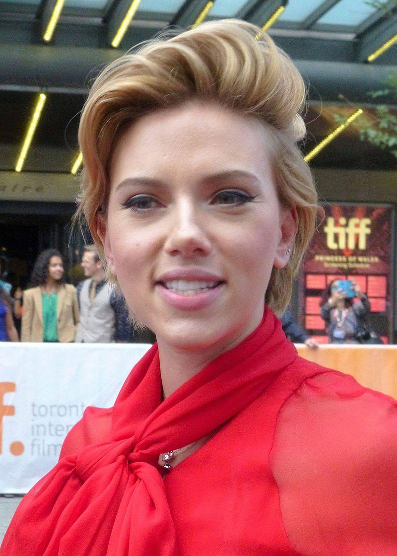 Scarlett Johansson despre trădare
