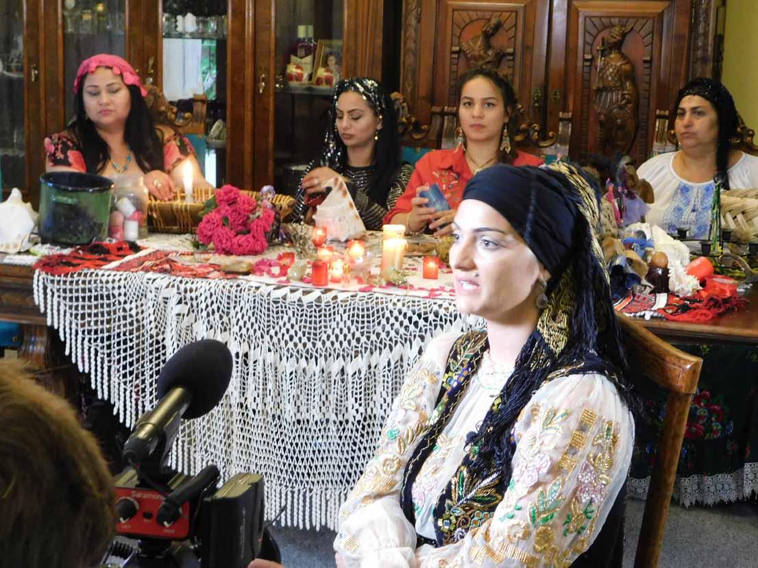 Mulțumiri din republica Moldova și Anglia pentru regina magiei negre,vrăjitoarea Morgana