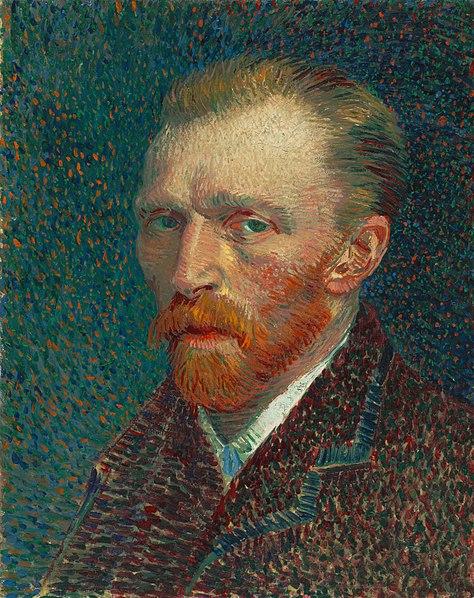 Vincent van Gogh despre curaj