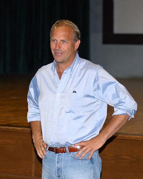 Kevin Costner depre eroii adevărați