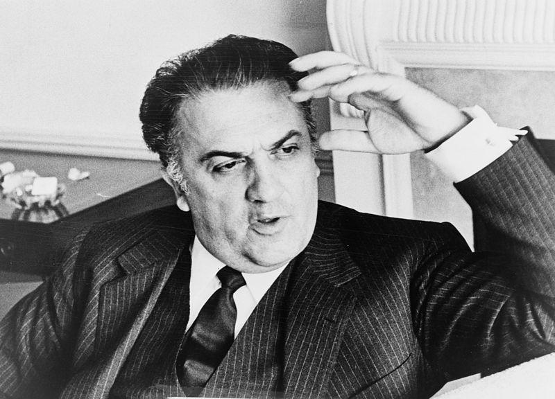 Federico Fellini despre viață