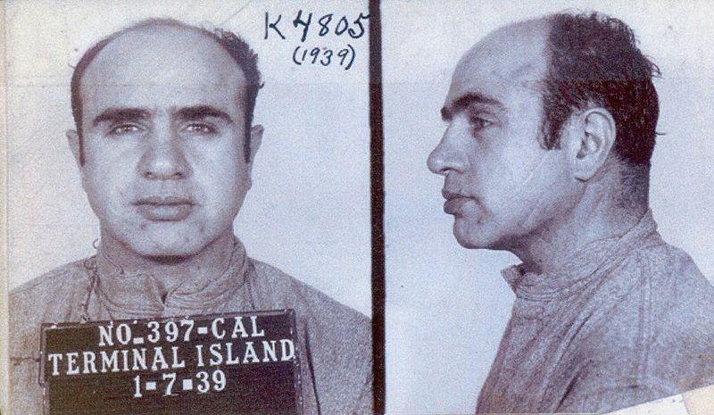 Filosofia lui Al Capone despre cuvântul bun
