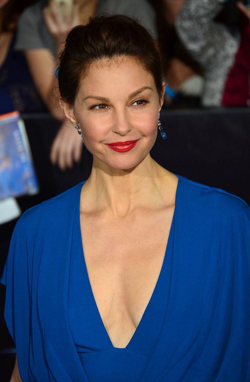 Ashley Judd despre alegerea pe care o faceți acum