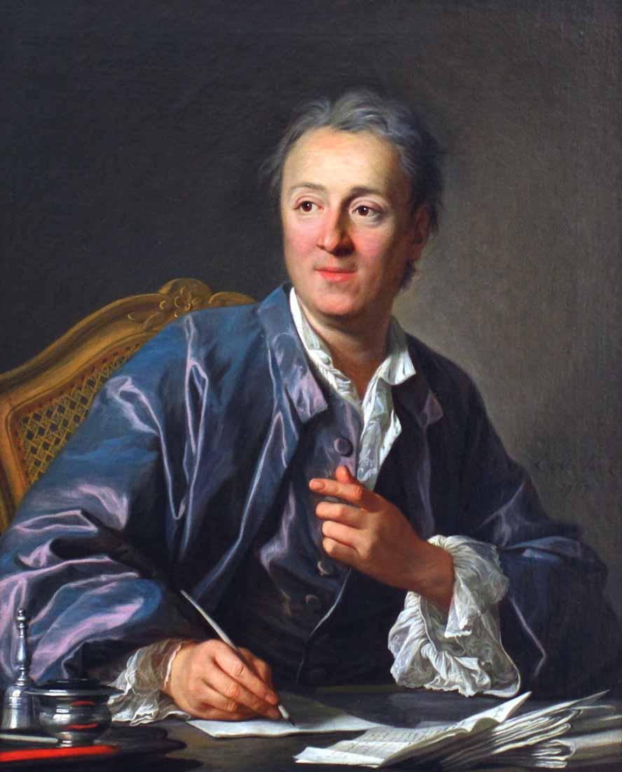 Denis Diderot despre viziunile religioase