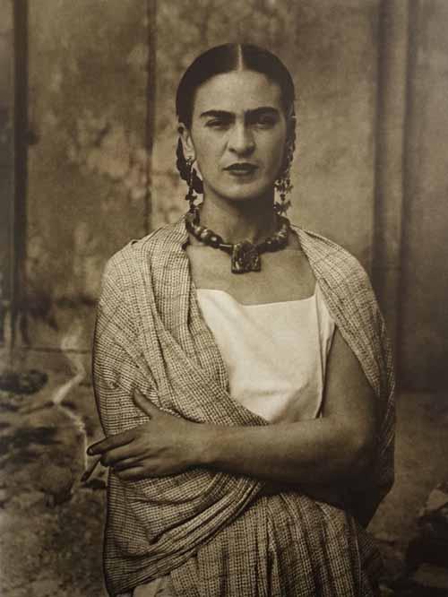 Frida Kahlo despre oamenii ciudați, bizari și imperfecți
