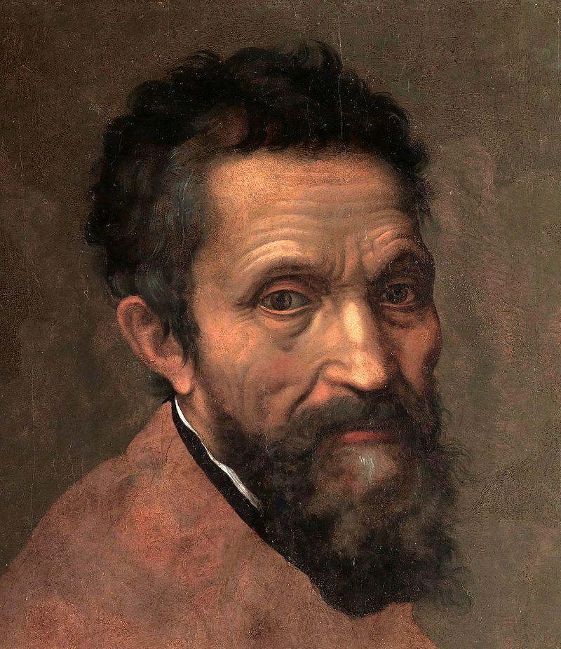 Michelangelo Buonarotti despre supărări
