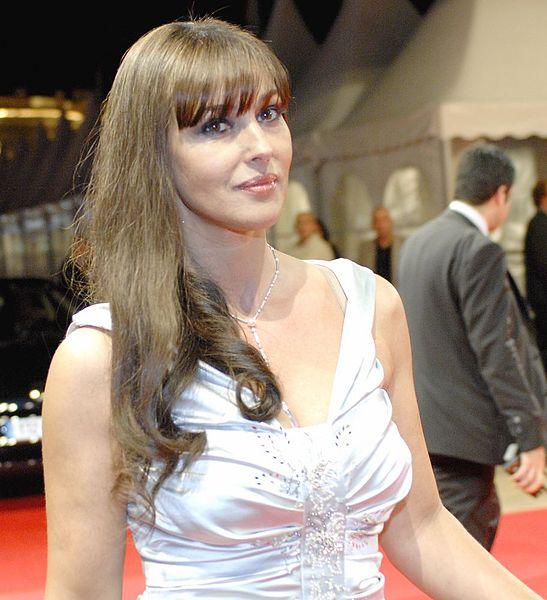 Monica Bellucci despre sex
