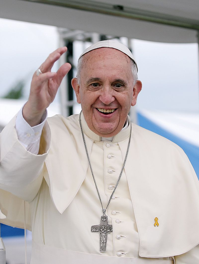 Papa Francisc despre milă