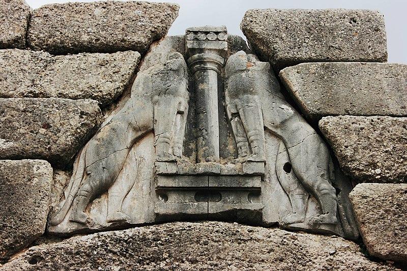 Grifonul, animalul fabulos care a fost venerat din timpul Egiptului antic