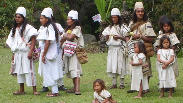 Vrăjitoarele columbiene sunt împotriva credinței creștine
