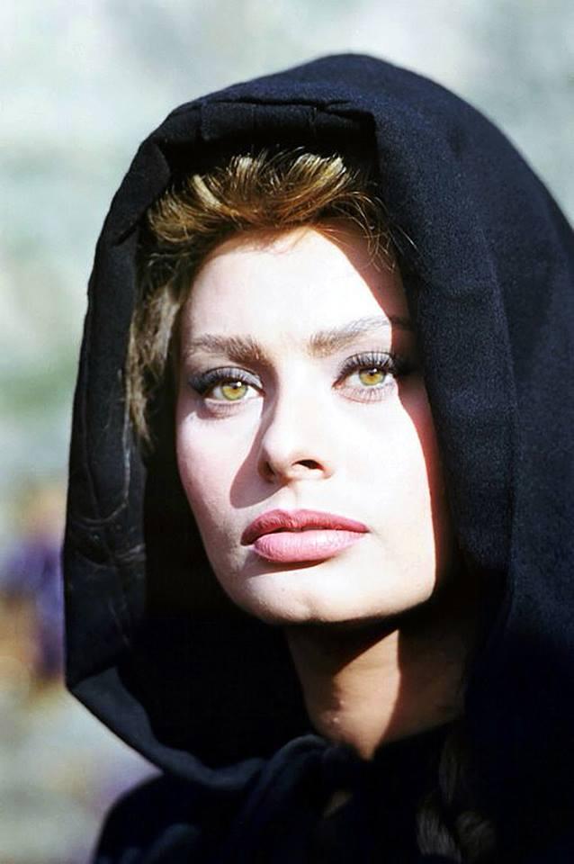 Sophia Loren despre mamă