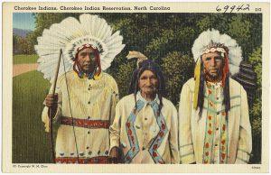 Cherokee_Indians,_Cherokee_Indian_Reservation,_North_Carolina_(5756036260)