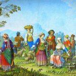 Costumi_albanesi_in_Calabra_1800