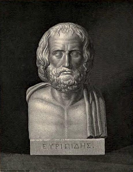 Euripide despre a iubi Pământul
