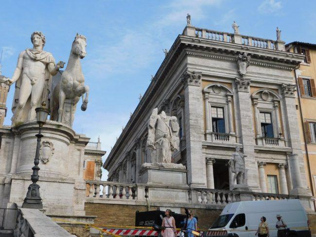 Piața Capitolului din Roma