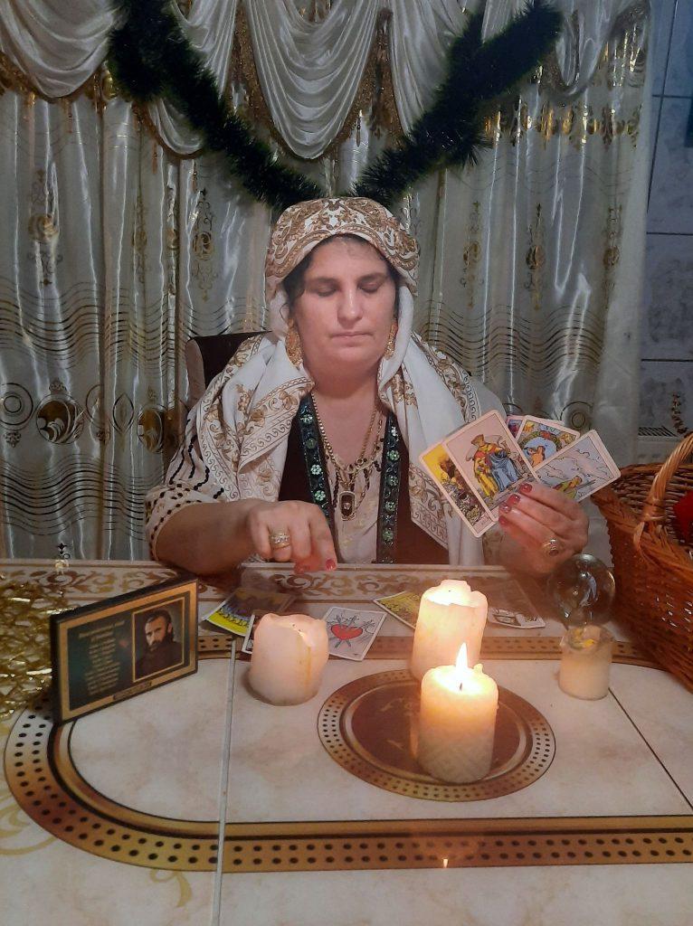 Mulţumiri pentru vrăjitoarea Călin Georgeta din Germania și Italia